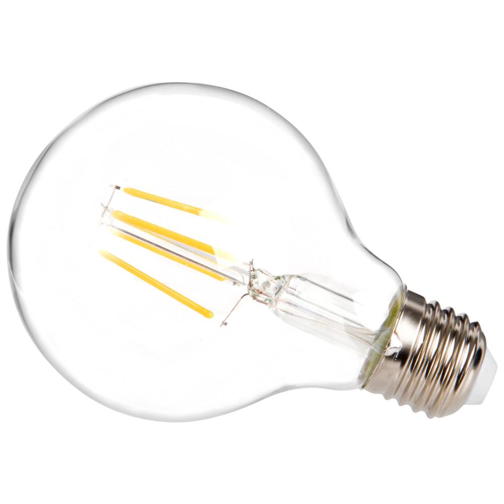 Ampoule LED à filament en verre