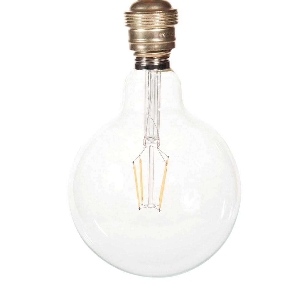 Ampoule led en verre D 13 cm