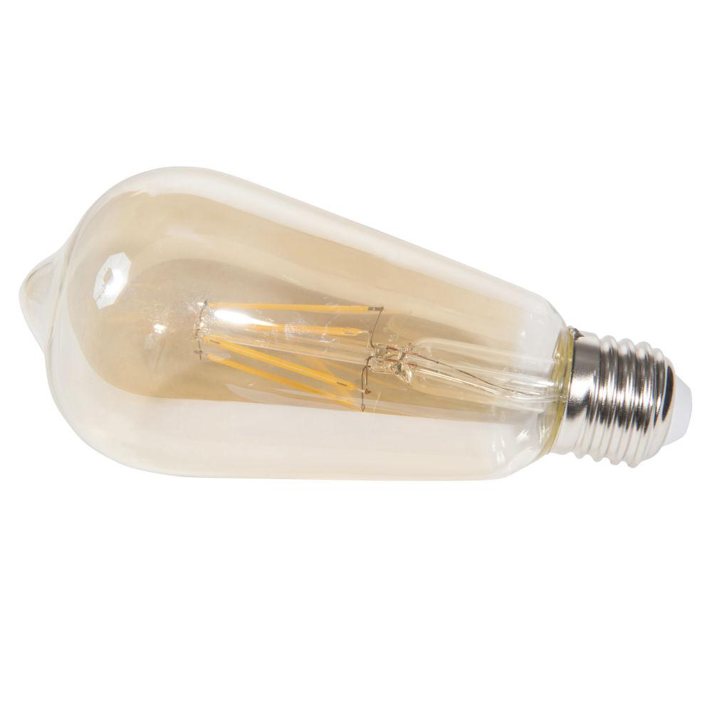 Ampoule led en verre teinté