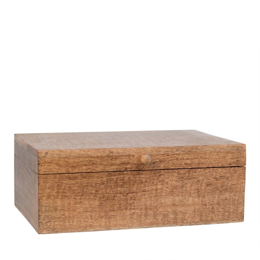 Boîte en manguier