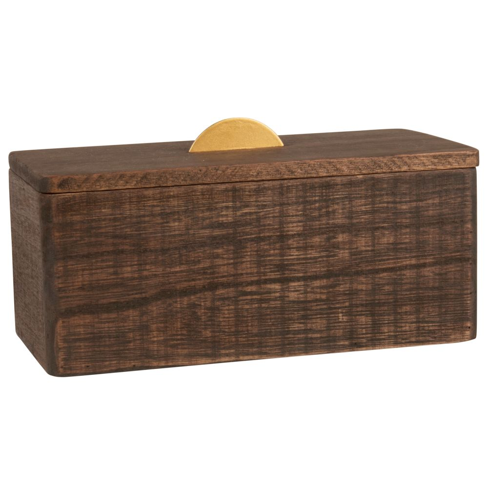 Boîte en platane