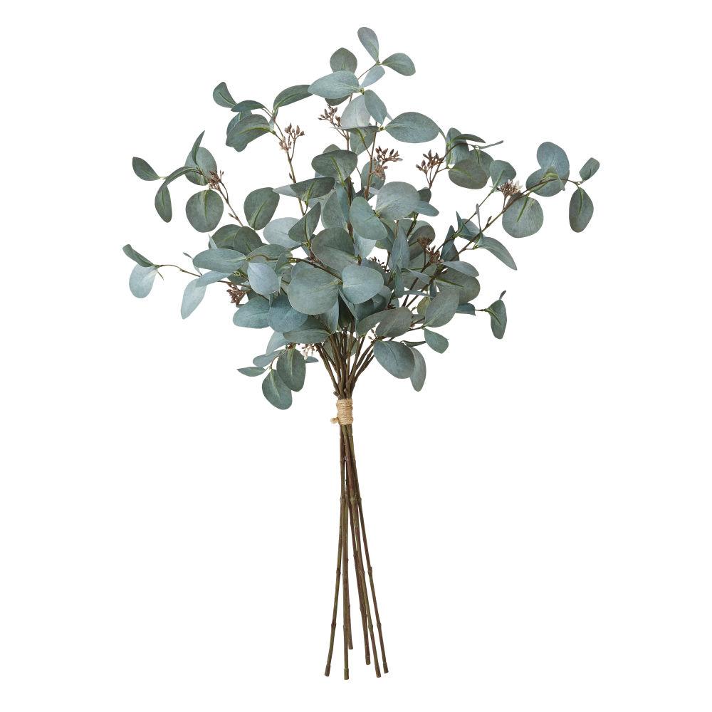 Branche artificielle eucalyptus vert clair