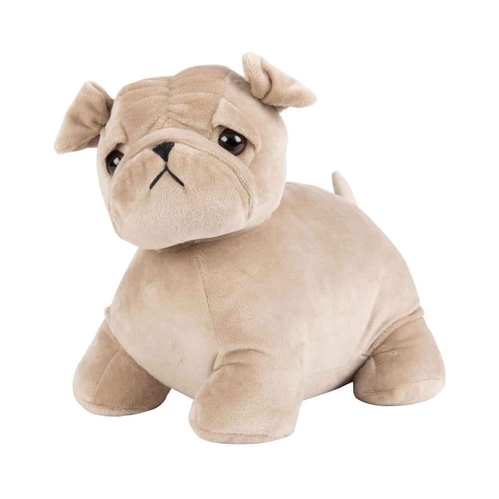 Cale-porte chien beige