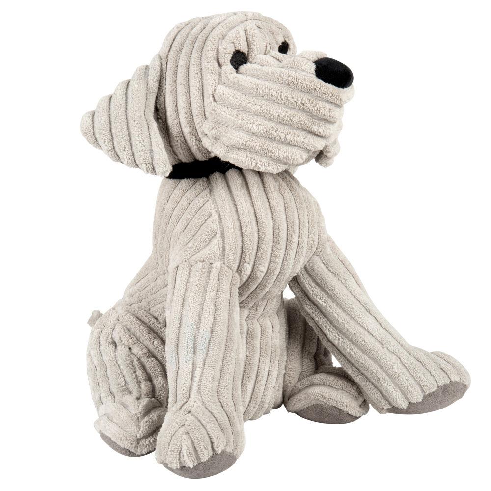 Cale-porte chien gris
