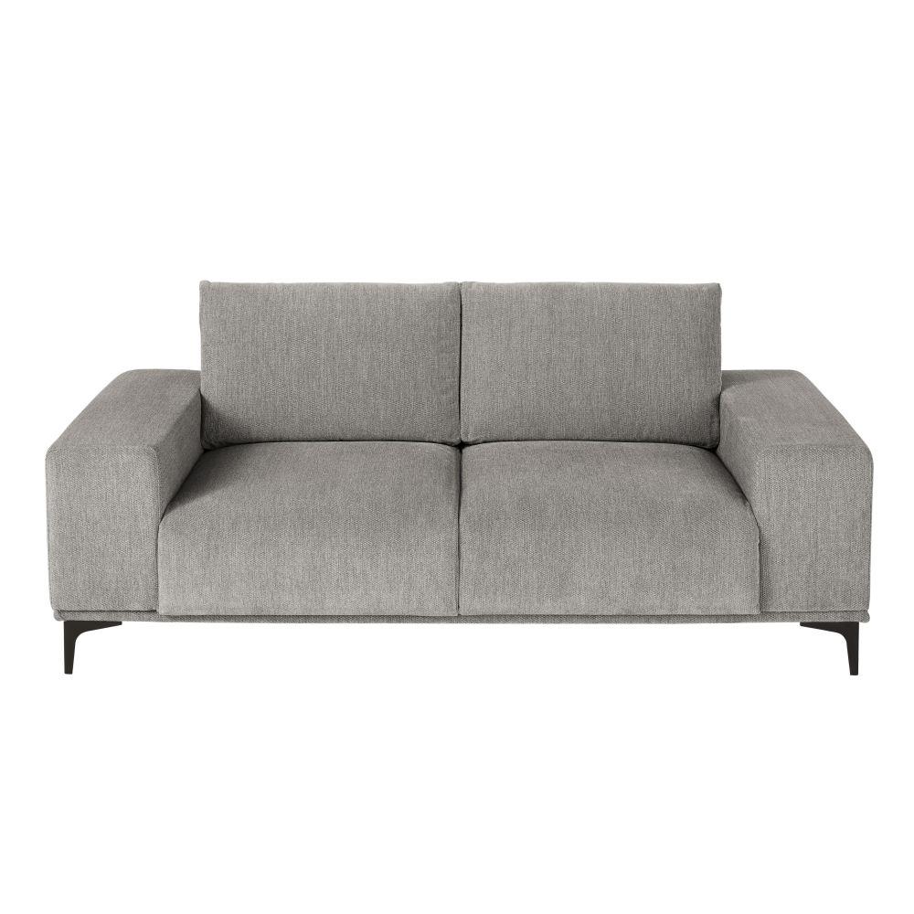 Canapé 3 places gris chiné