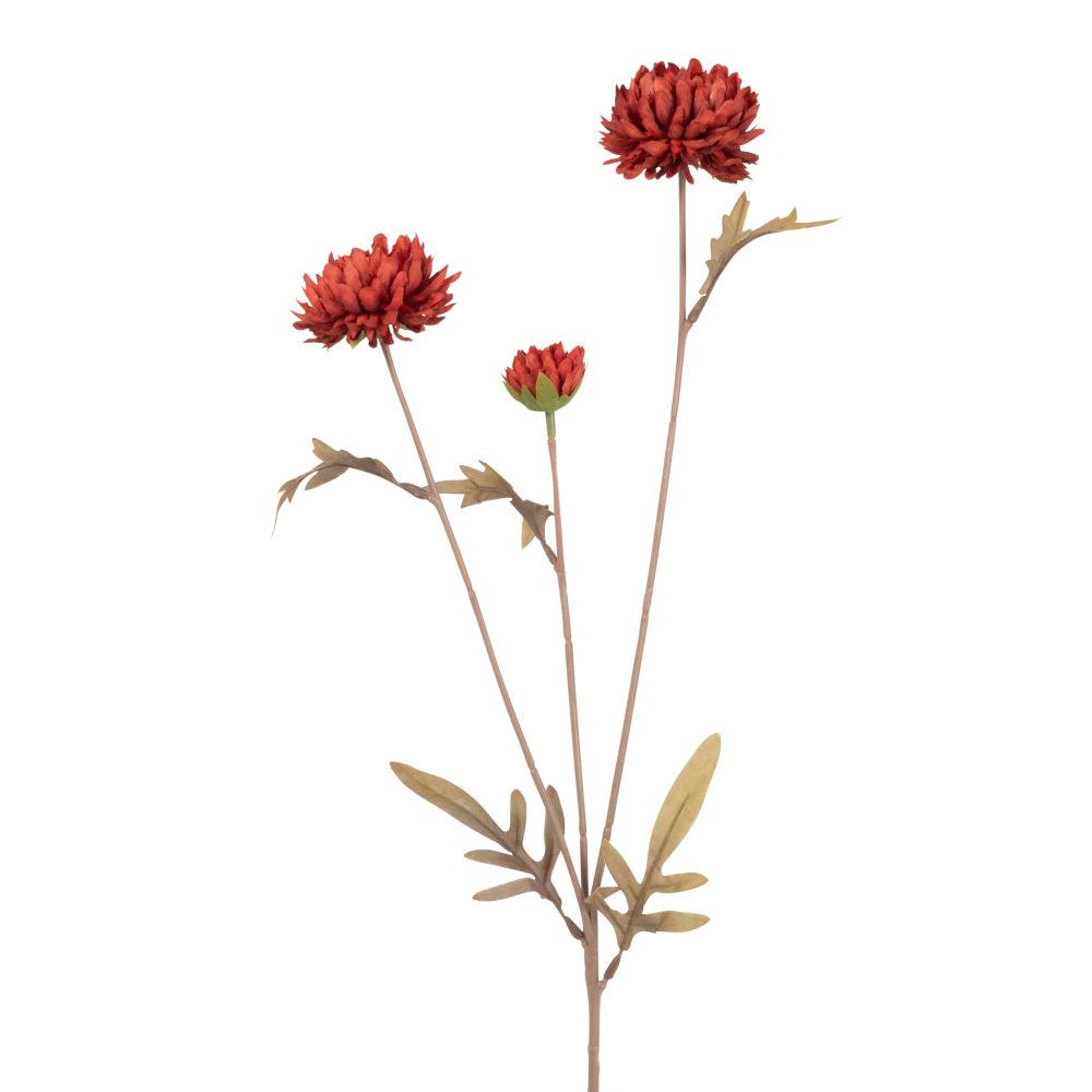 Chrysanthèmes artificielles (x2)
