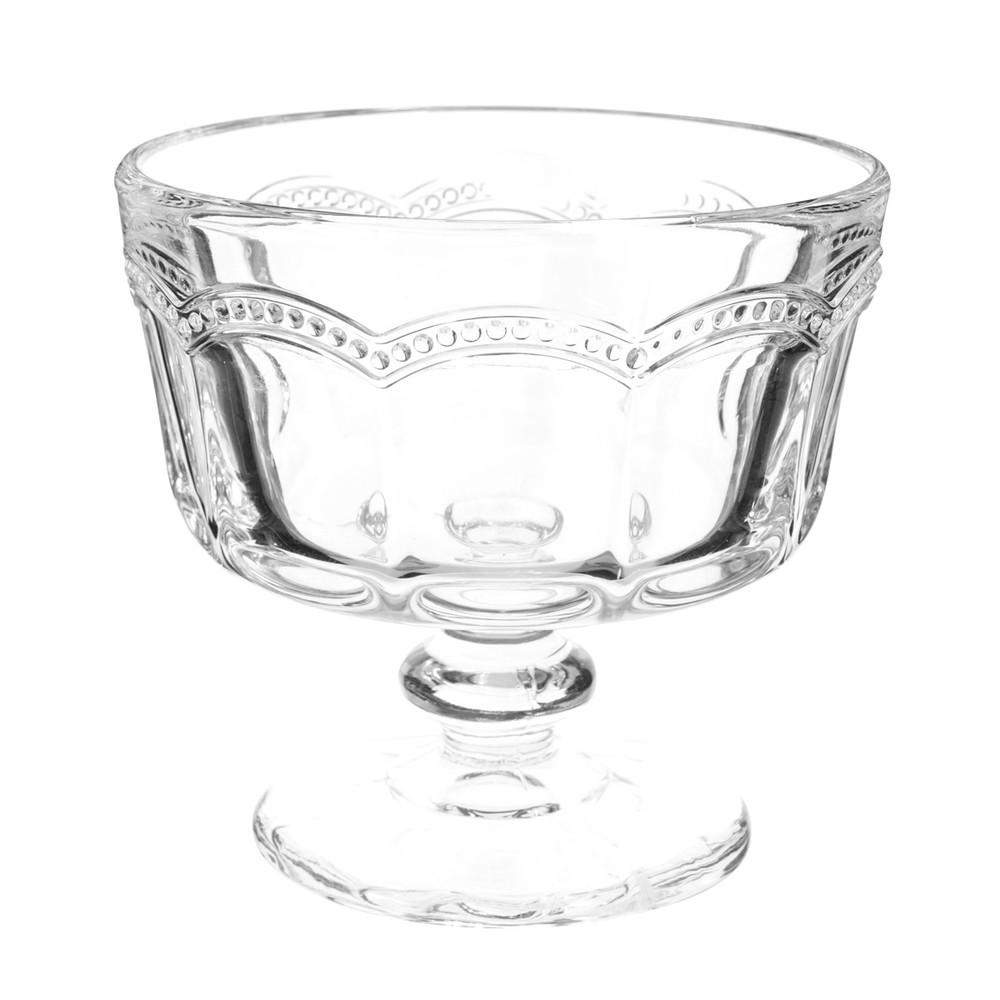 Coupe à glace en verre