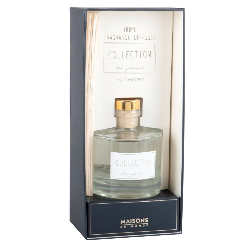 Diffuseur en verre parfum bois précieux 200ML