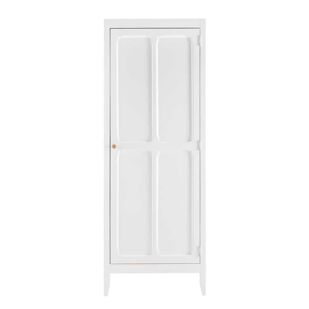 Dressing 1 porte blanc