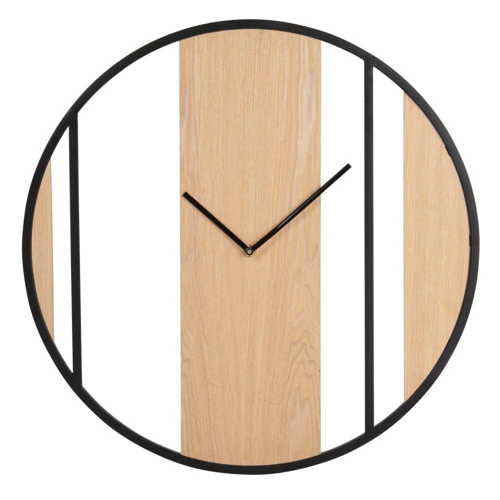 Horloge beige et noire D50