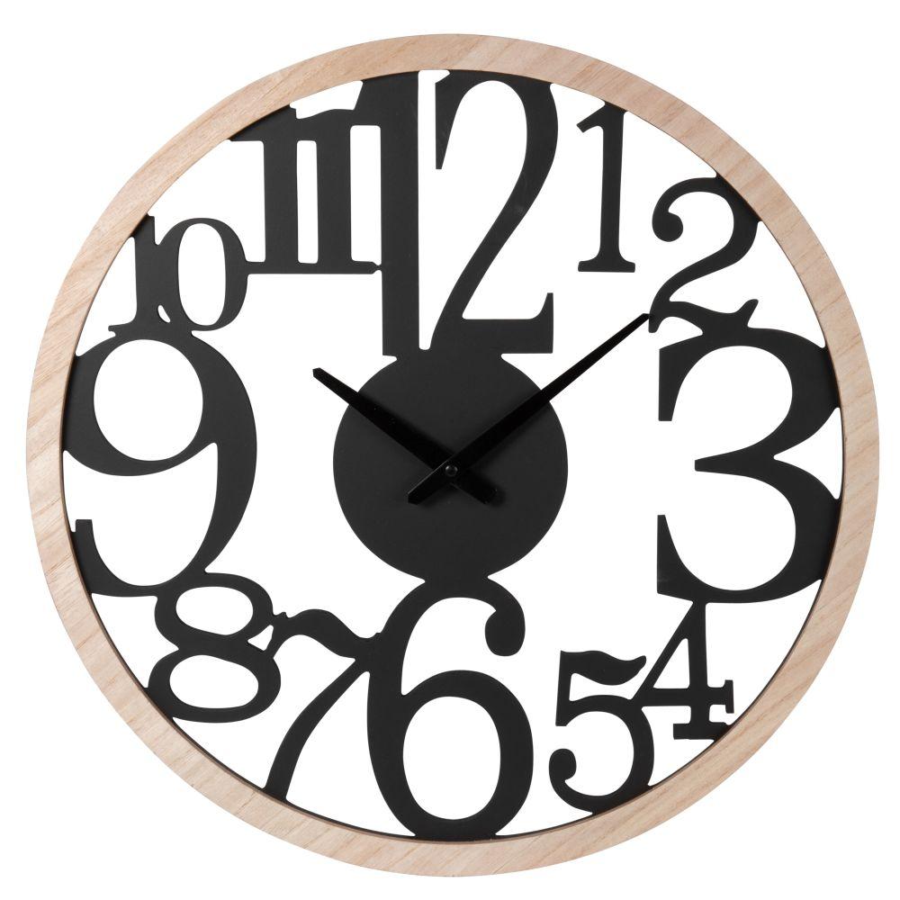 Horloge bicolore D50