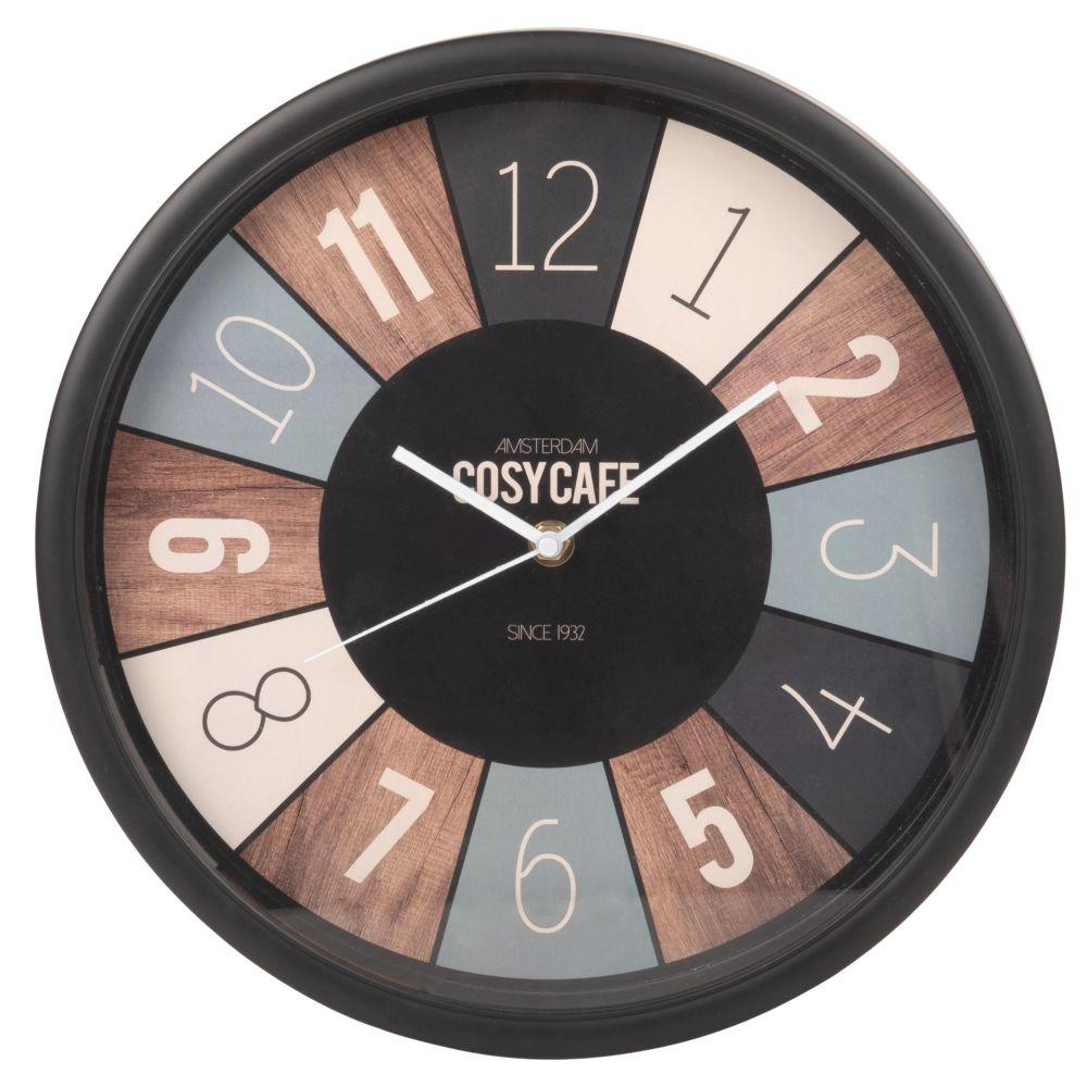 Horloge multicolore D31