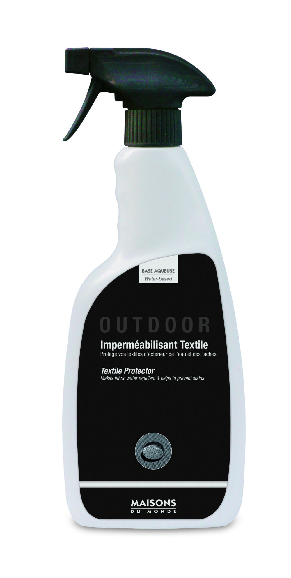 Imperméabilisant textile d'extérieur