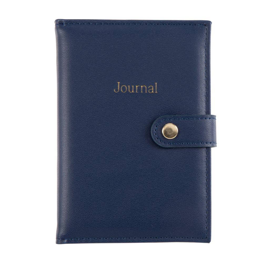 Journal bleu