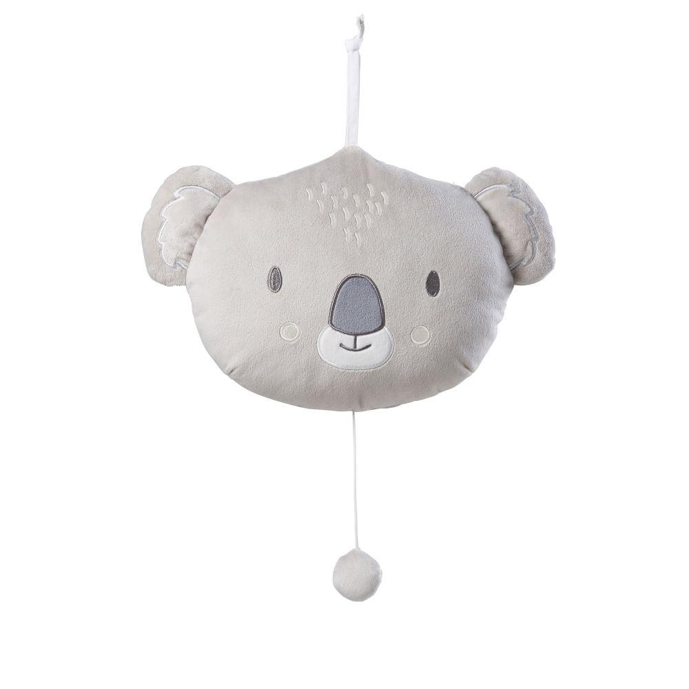 Koala musical gris