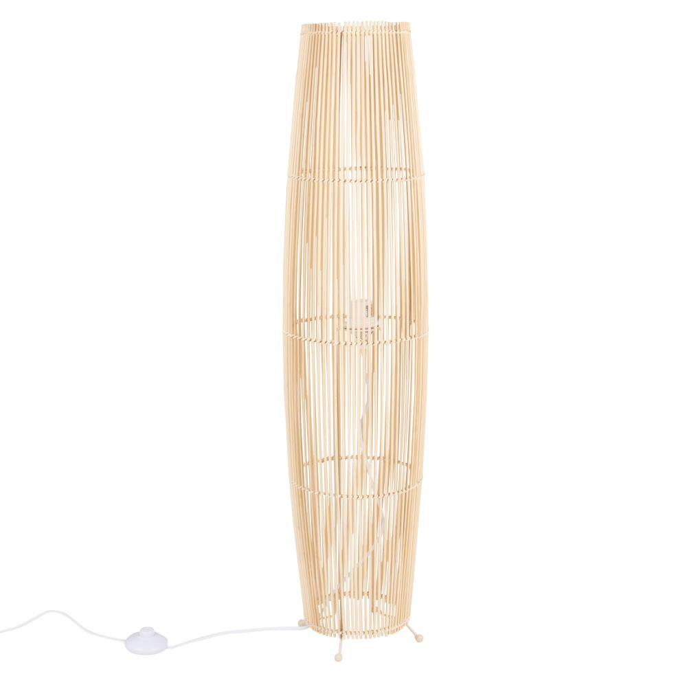 Lampadaire en bambou H100