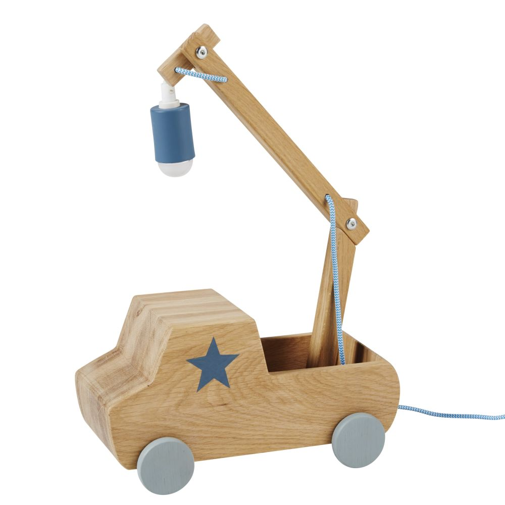 Lampe camion en pin