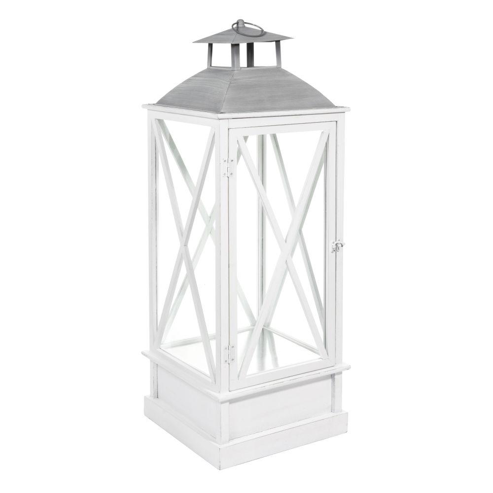 Lanterne blanche H88