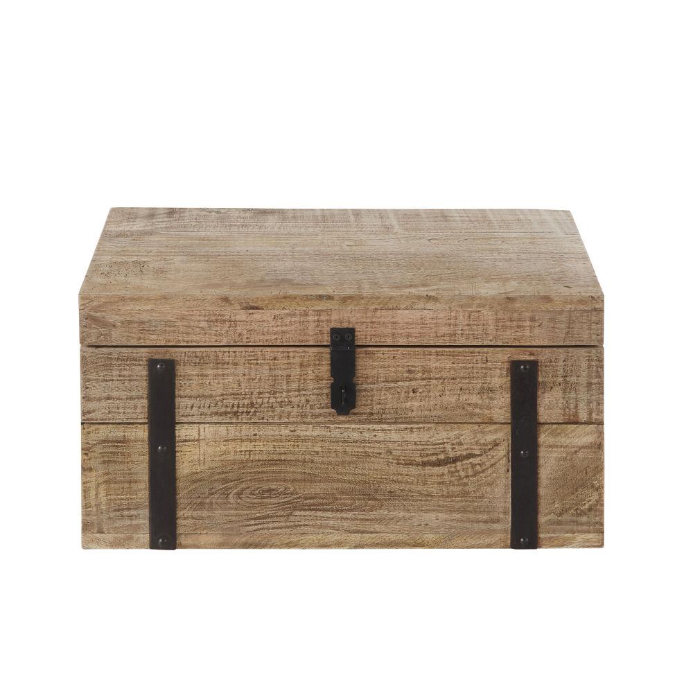 Mangohouten Kist 59 X 30 Cm