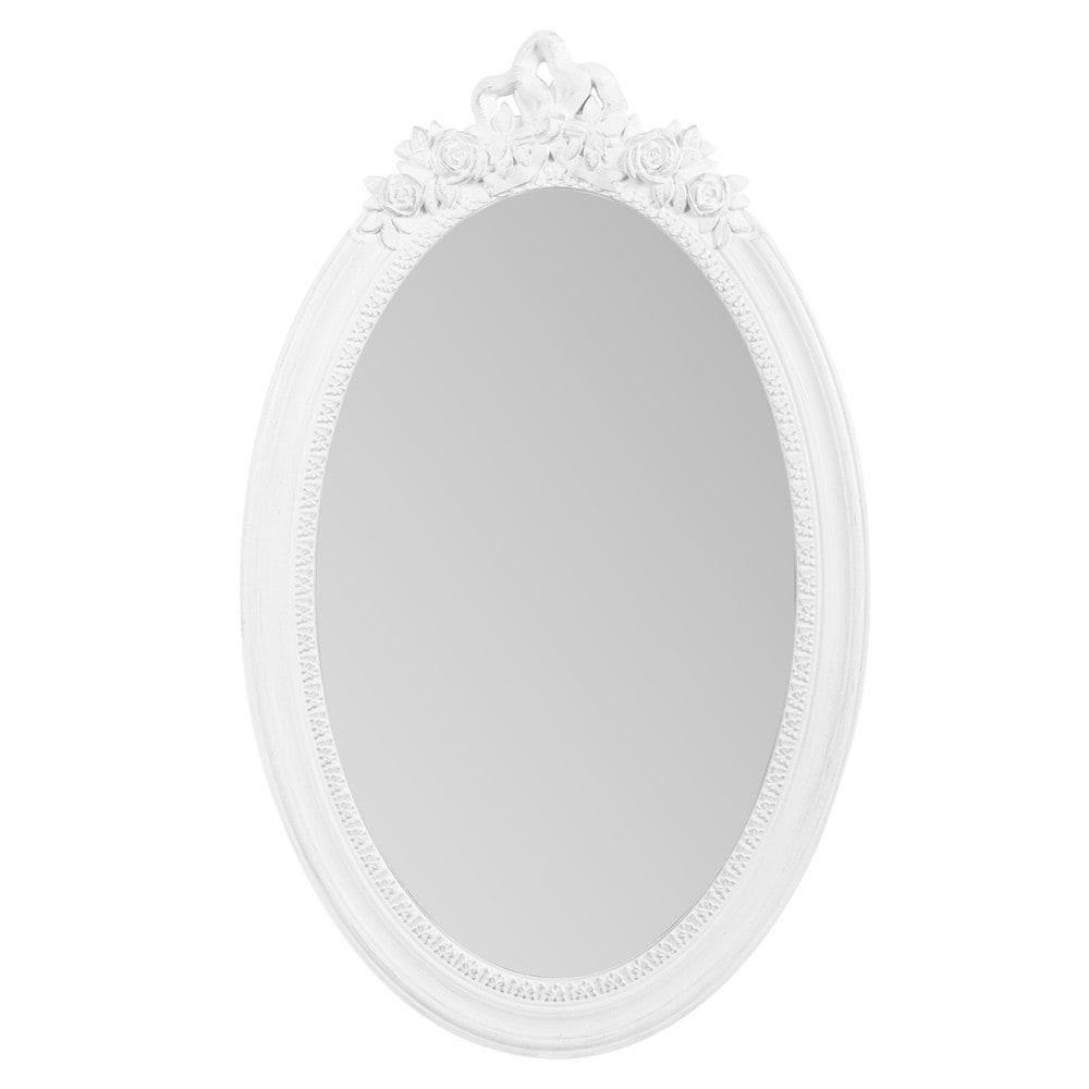 Miroir blanc 40x65