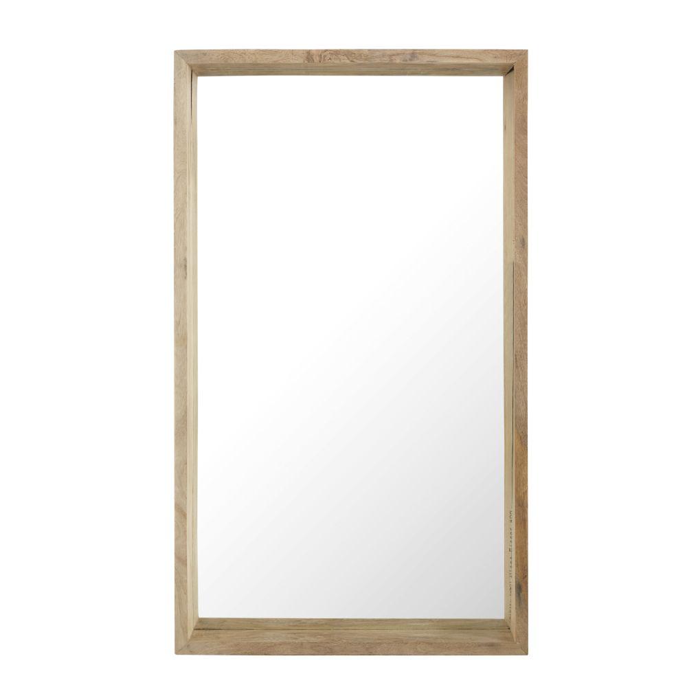 Miroir en manguier 71x121