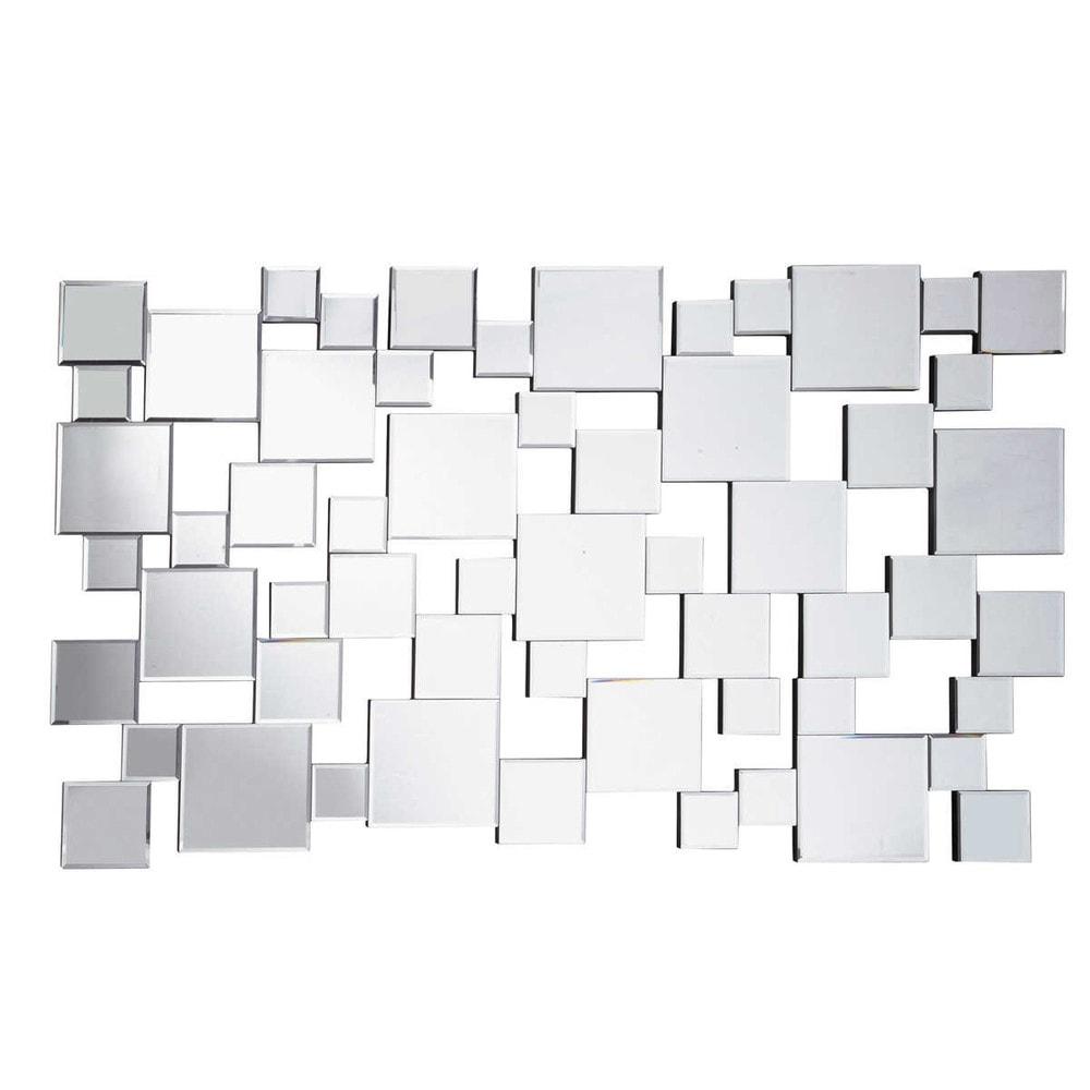 Miroir en métal 140x85