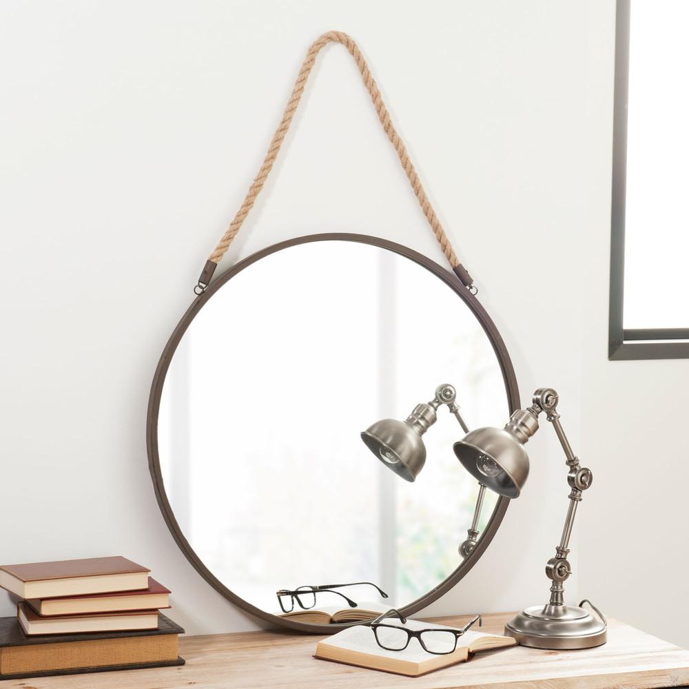Miroir en métal D60