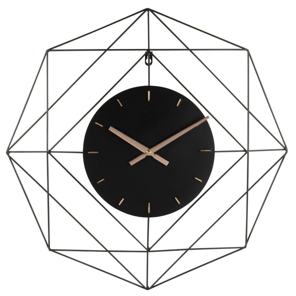 Picture of item Alston - Black metal lattice