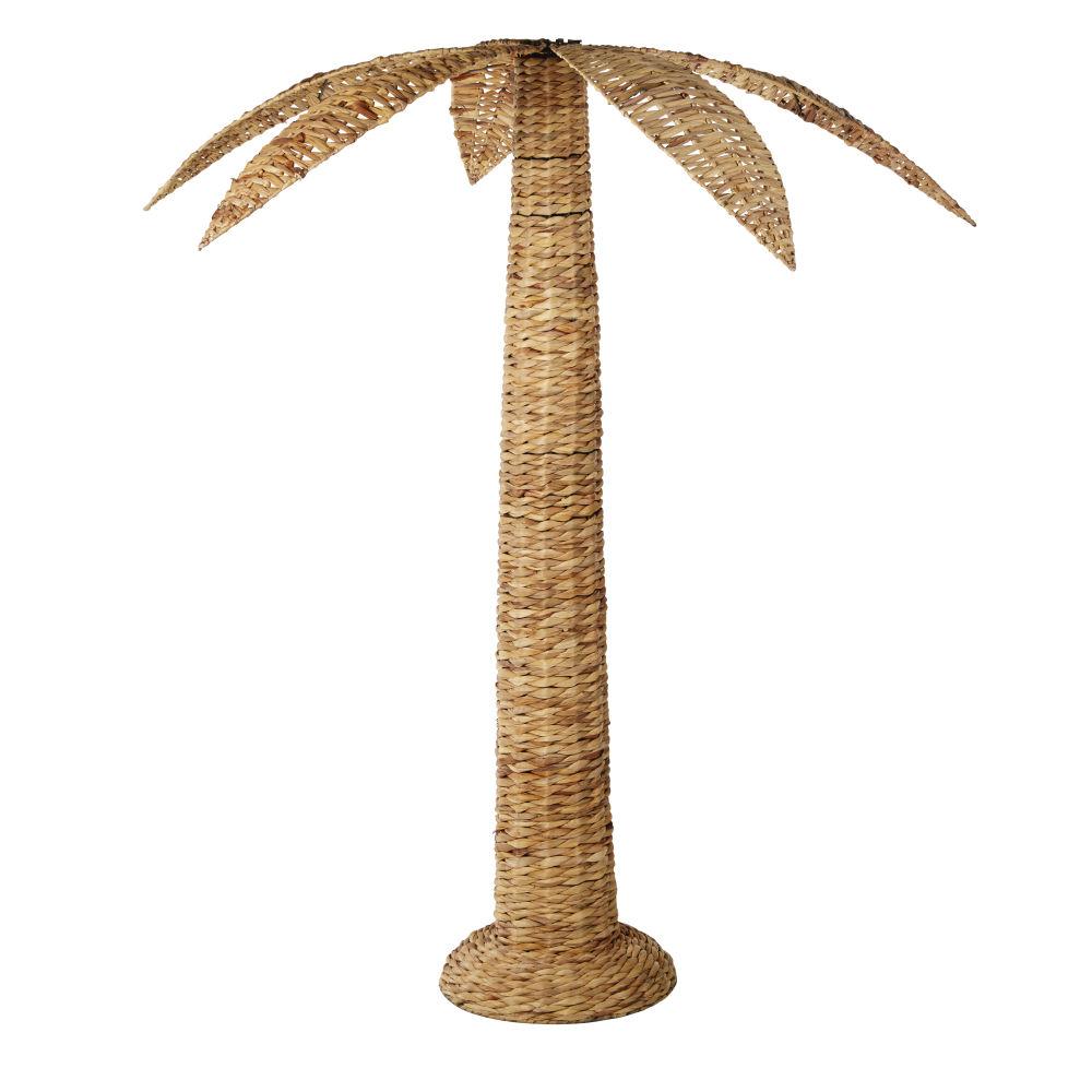 Palmier décoratif en rotin H150