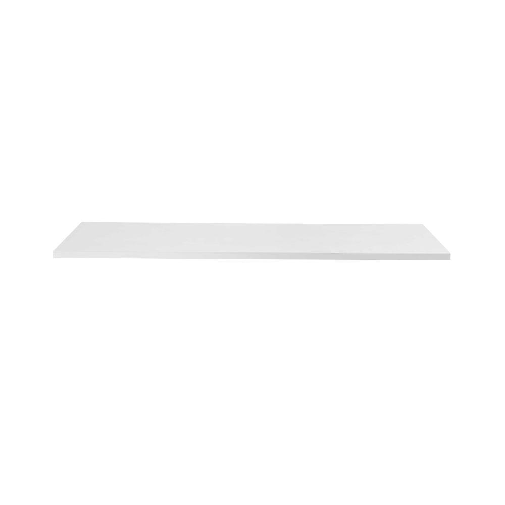 Plateau pour bureau blanc L150