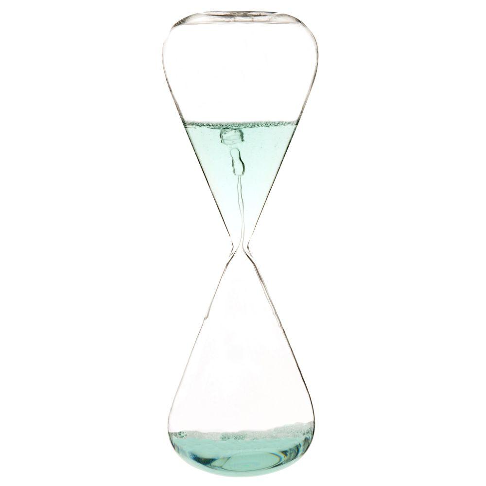 Sablier en verre H30 (photo)
