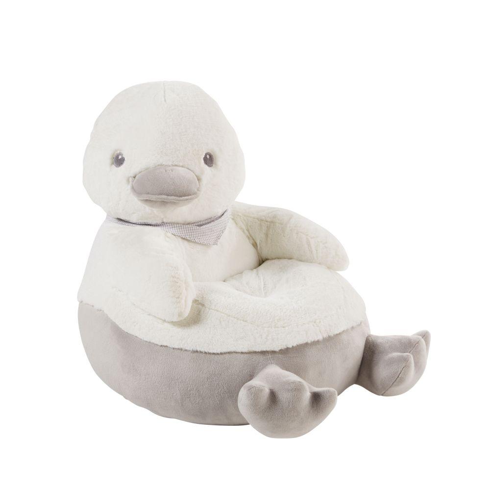 Sessel Ente, ecrufarben