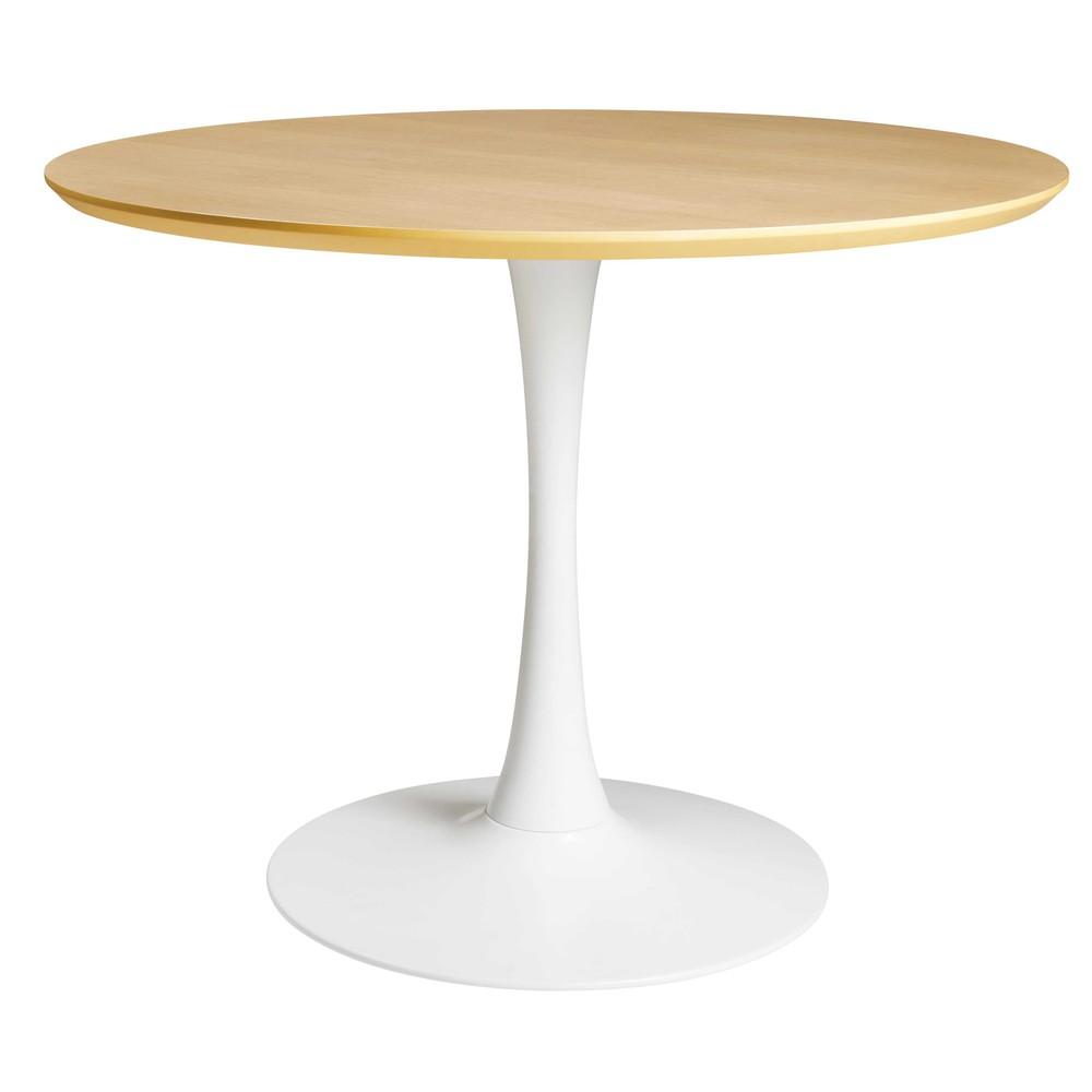 Table à manger ronde 4/5 personnes D100