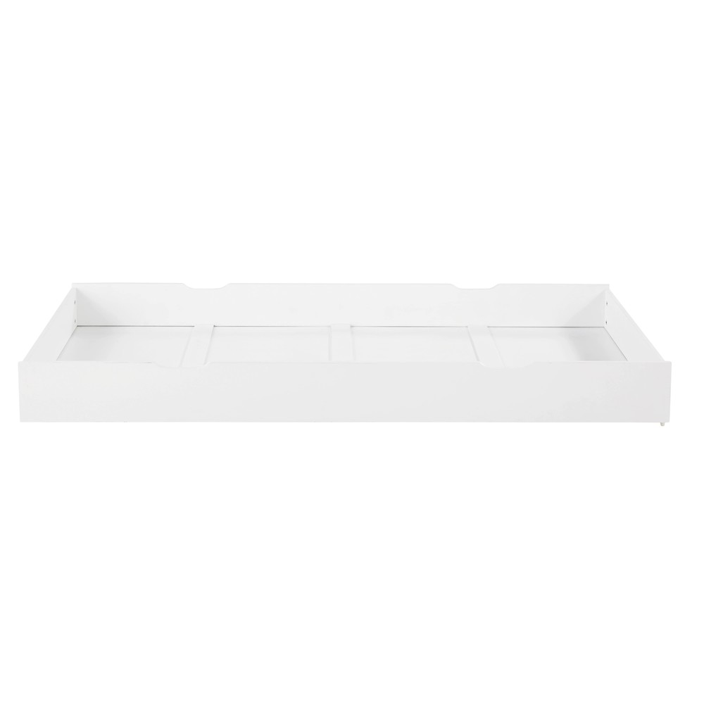 Tiroir de lit extensible 90x190 blanc