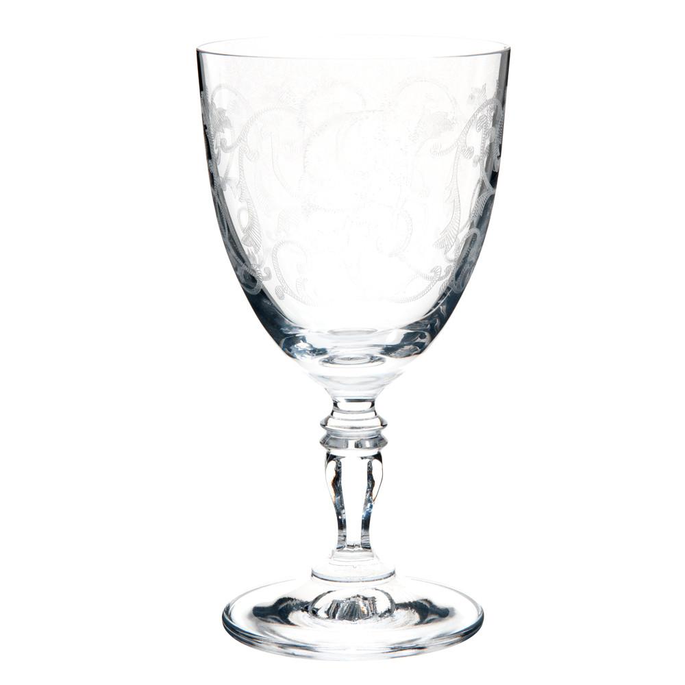 Verre à eau en verre