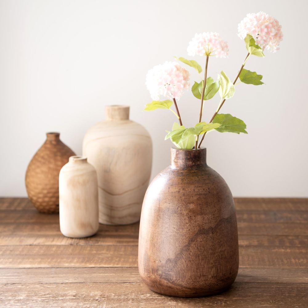 Viorne obier artificielle rose
