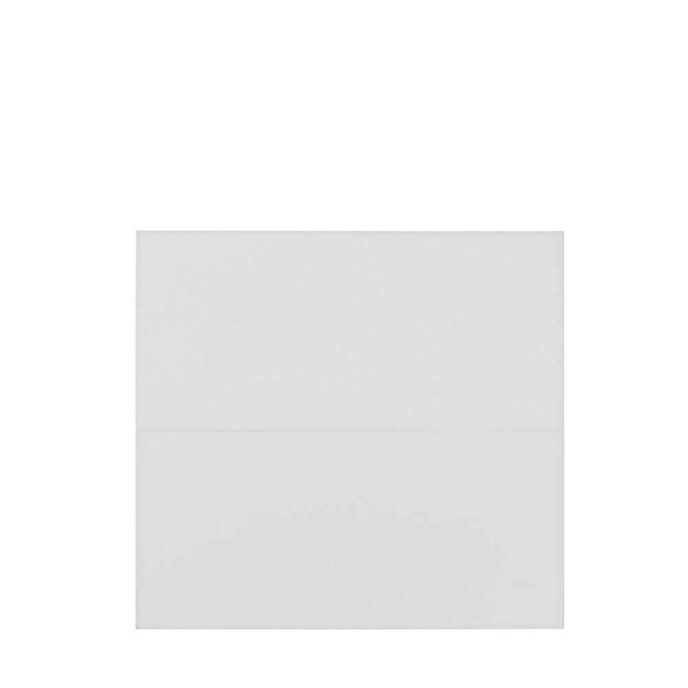Witte Deur Voor Modulair Bureaukastje, 50 X 47 Cm