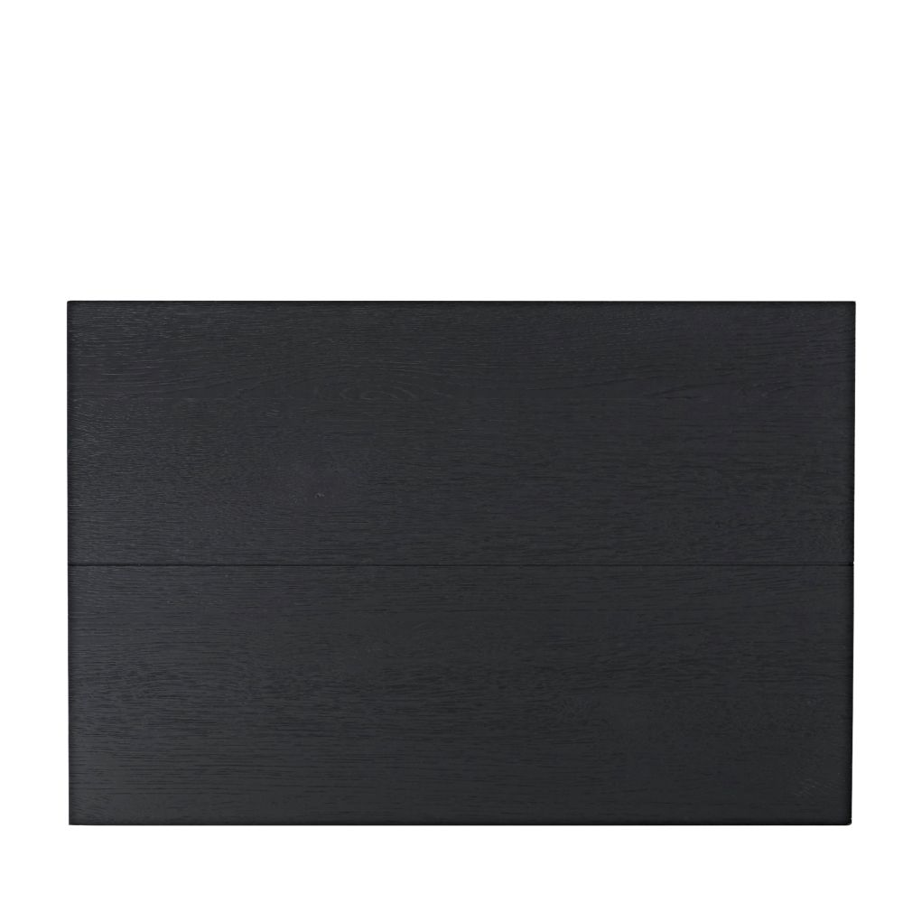 Zwarte Deur Voor Modulair Bureaukastje, 70 X 47 Cm