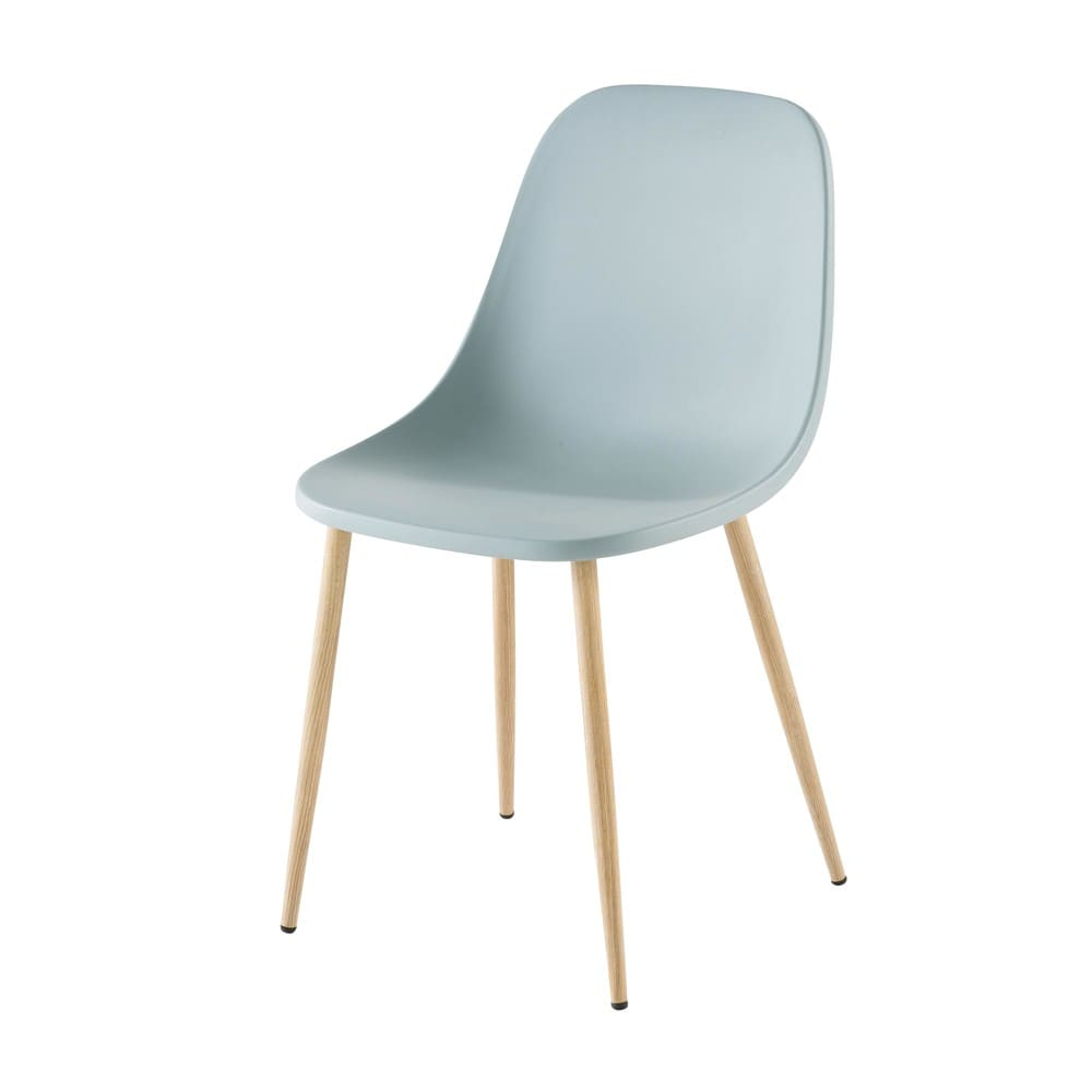 Grauer Stuhl Fibulemaisons Blau Monde Moderner Du Hsodxtqbcr