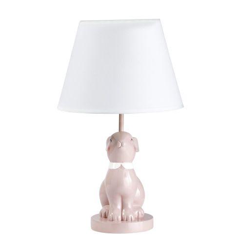 Abat Rose Jour Lampe Céramique En Blanc Lapin sQhtdCr