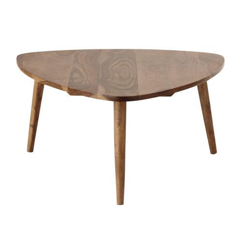 Table Vintage En Massif Basse Sheesham Nvm8wn0