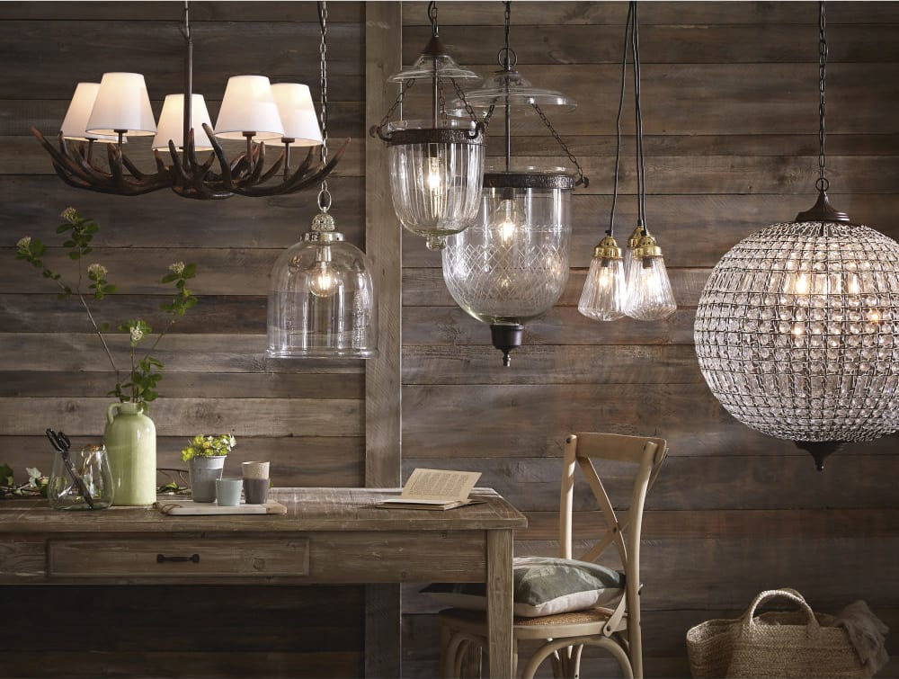 Lampadario camera da letto maison du monde: lampadari lampade da