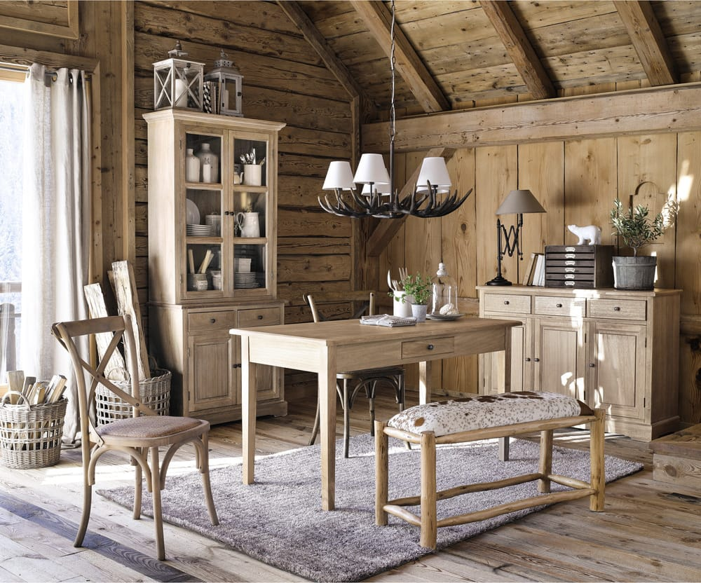 Credenza Moderna Maison Du Monde : Portaoggetti legno maison du monde maisons le nuove