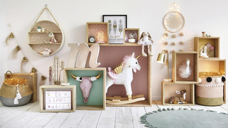 Chambre Ado Boheme Chic 10 idées pour décorer la chambre de votre enfant | maisons