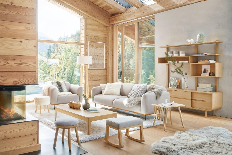 Idee Soggiorno Cucina Piccolo arredare il soggiorno in stile moderno: idee e consigli
