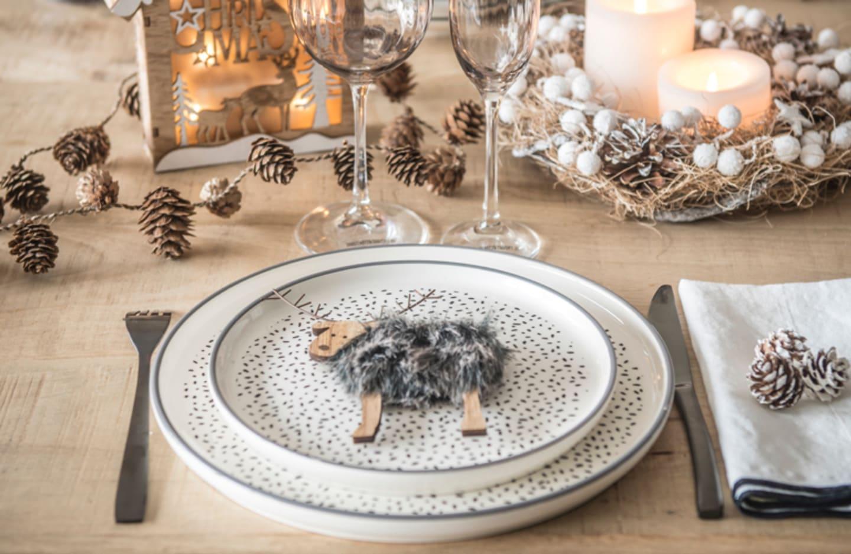 Candelabri Maison Du Monde 10 idee di decorazioni per la tavola di natale, perfette per