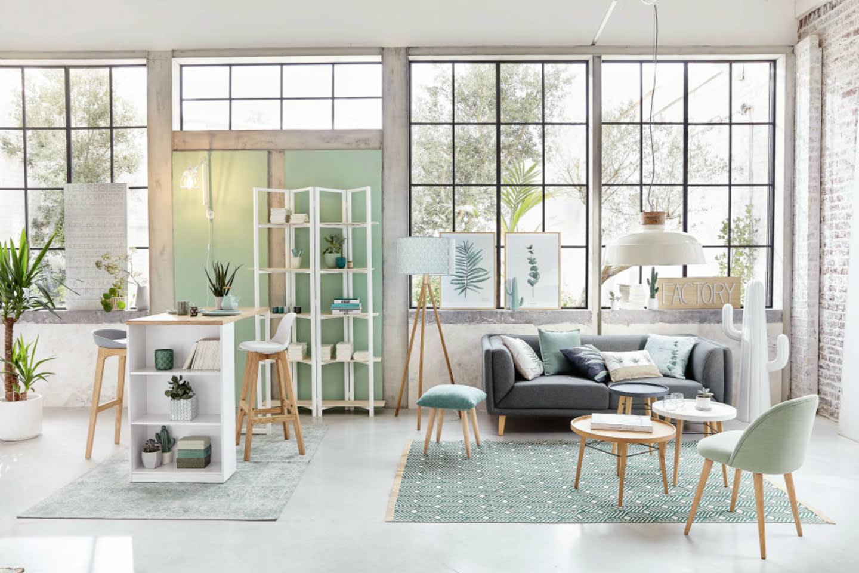 wohnideen skandinavisches design  Maisons du Monde