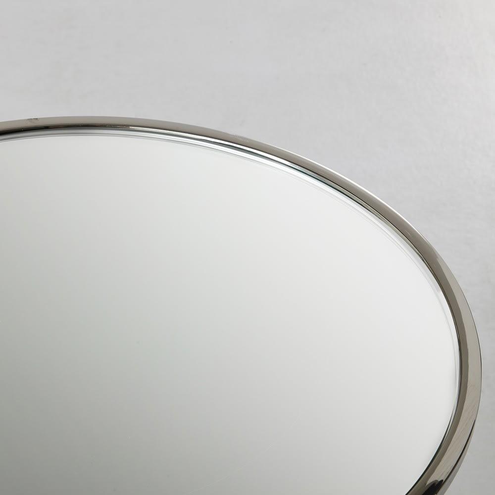2 bouts de canap gigognes miroir alistair maisons du monde. Black Bedroom Furniture Sets. Home Design Ideas