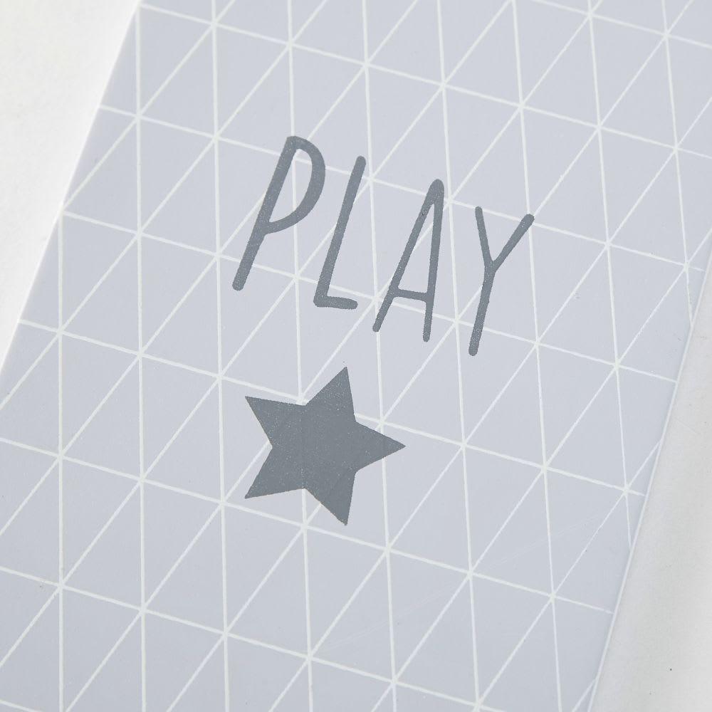 accroche porte gris anthracite imprim dreams maisons du. Black Bedroom Furniture Sets. Home Design Ideas