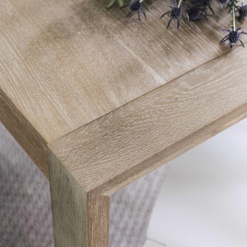 ausziehbarer esstisch 6 8 personen l160 210 cm baltic. Black Bedroom Furniture Sets. Home Design Ideas